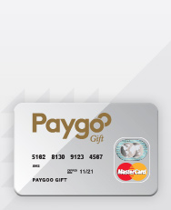Paygoo gift